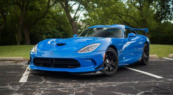 Dodge Viper TA 2.0 Blue