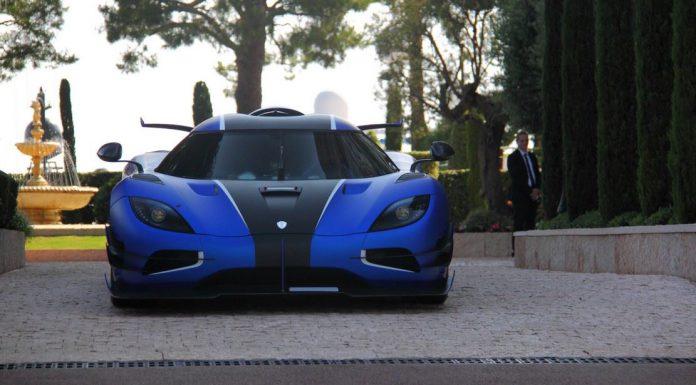 Blue Koenigsegg one (5)