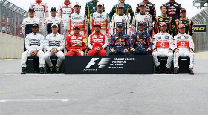 Formula 1 Drivers 2013