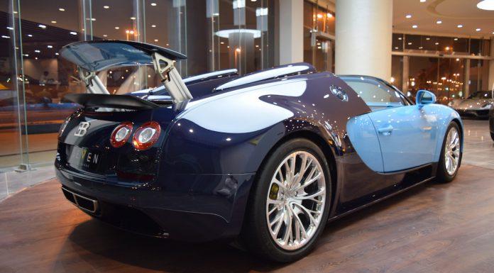 Bugatti Veyron Vitesse Jean-Pierre Wimille for sale rear