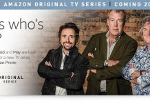Top Gear former trio