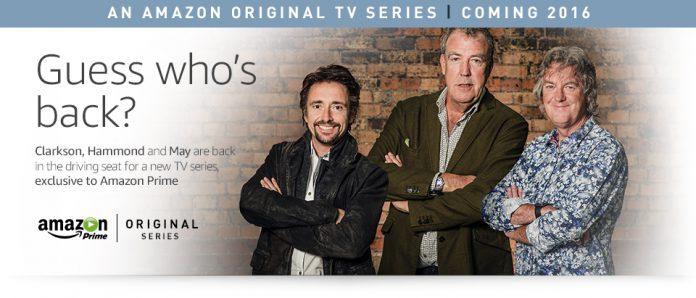 Top Gear former trio