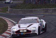 Chris Harris drives Aston Martin GT12 at Nurburgring 24 Hours