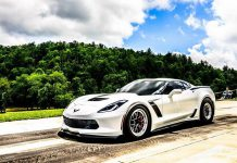 Corvette C7 Z06 1000hp