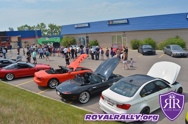 Royal Rally Show & Shine