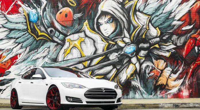 Tesla Model S by T-Sportline