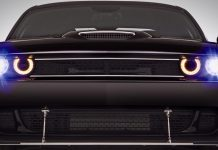 Dodge Challenger SRT Hellcat X revealed