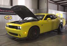 Hennessey Performance Dodge Challenger SRT Hellcat