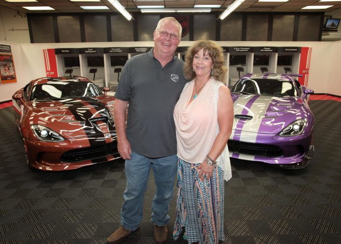 American Couple Adds 79th Dodge Viper to their Viper Collection