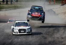 FIA Rallycross: Ekstrom Takes Surprise Win at World RX of Sweden