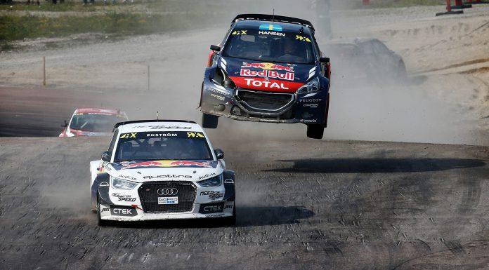 FIA Rallycross: Ekstrom Takes Surprise Win at World RX of Sweden