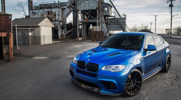 Fabspeed BMW X6 M front