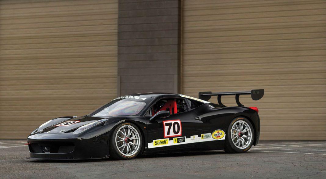 Ferrari 458 Challenge Evoluzione1 front