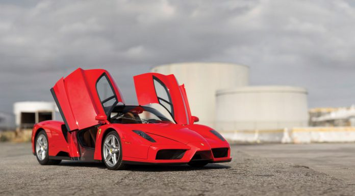 Final Ferrari Enzo Could Fetch $6 Million at August Auction frton