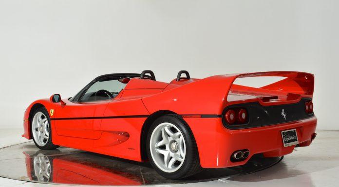 Ferrari F50 for sale rear