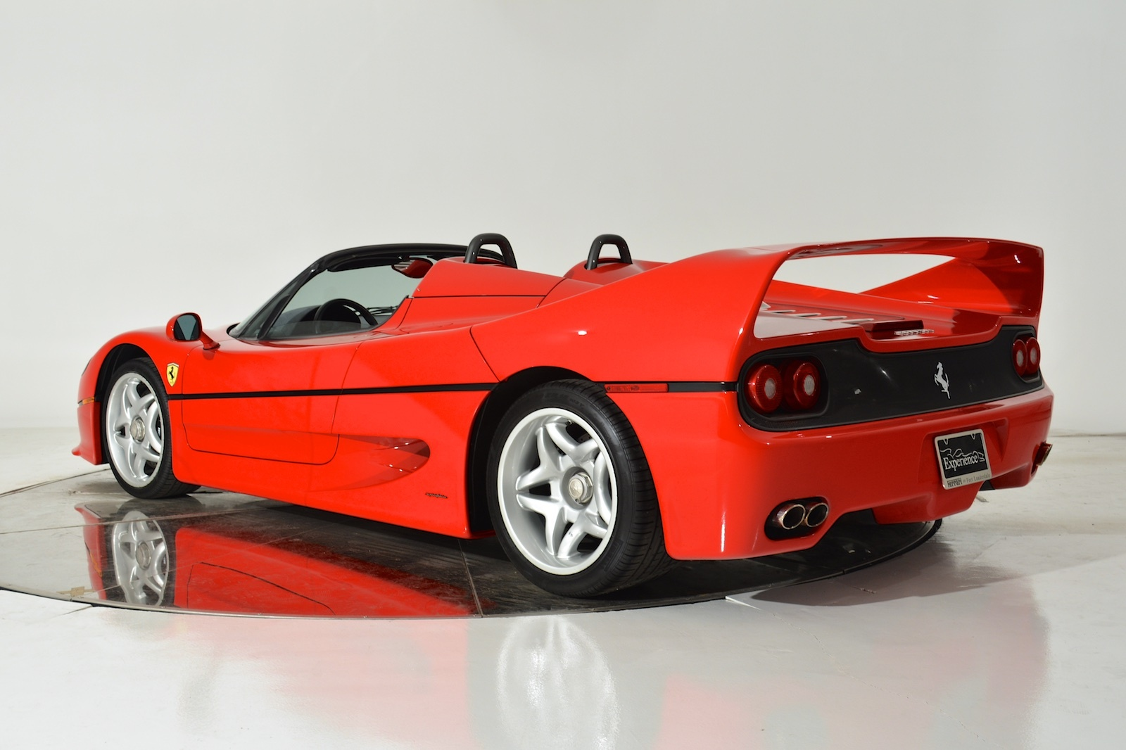 How About a $2.6 Million Ferrari F50?  GTspirit