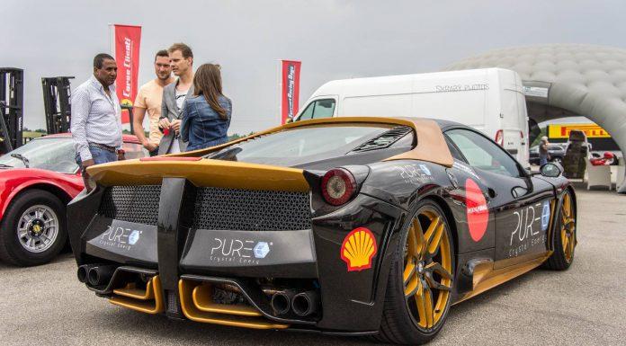 Ferrari racing Days Hungaroring