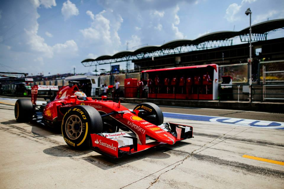 Formula 1: Vettel Wins Hungarian GP Thriller, Red Bull Takes 2nd & 3rd!