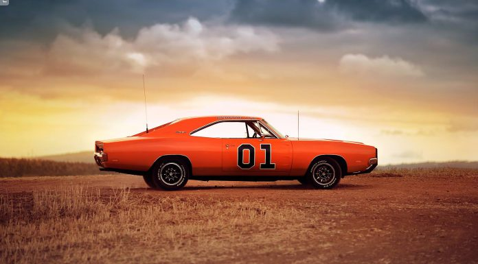 General Lee Dodge Charger R/T
