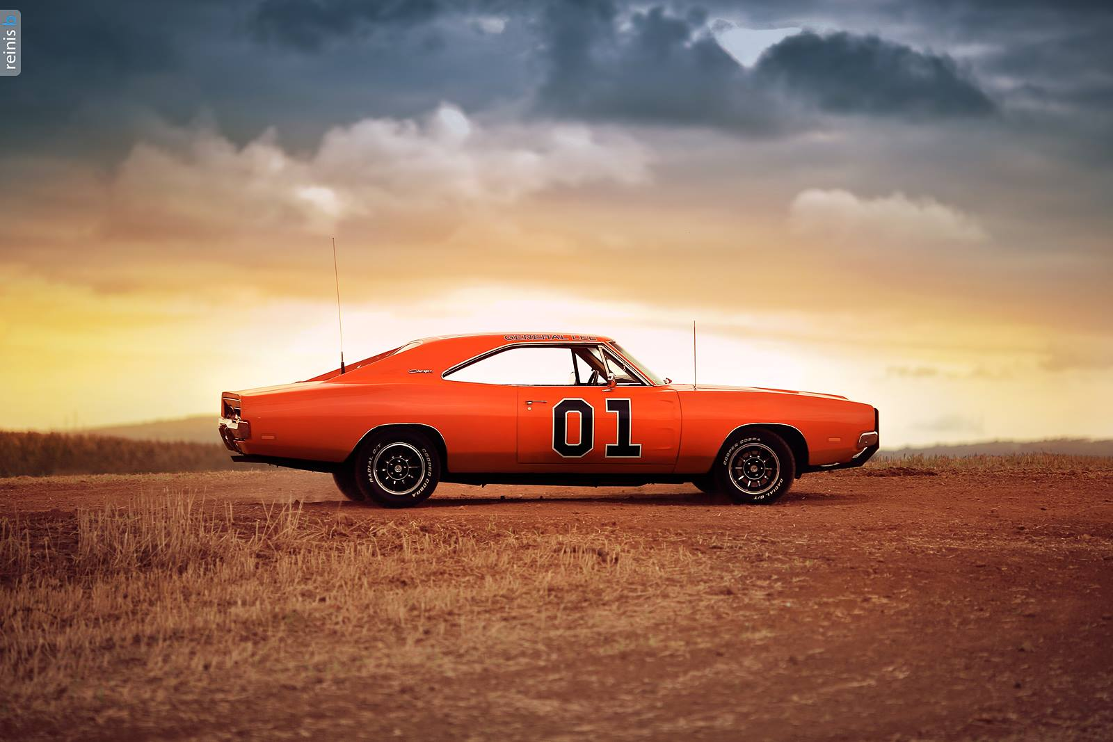 Stunning General Lee Dodge Charger R T Photoshoot Gtspirit