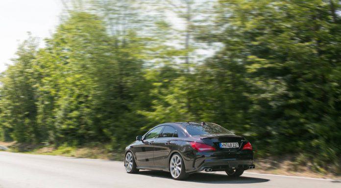 Lorinser Upgrades Mercedes-Benz CLA Range