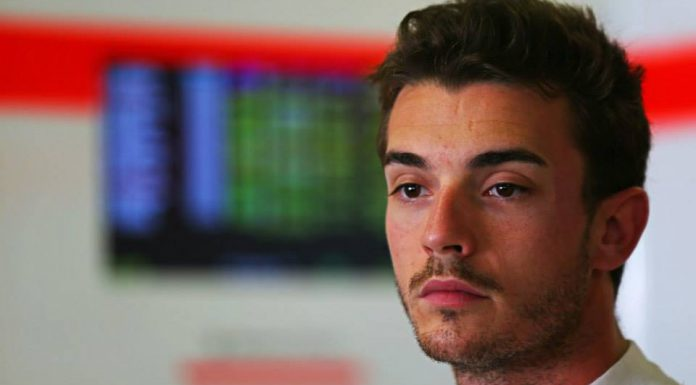 Jules Bianchi Japanese Grand Prix 2014