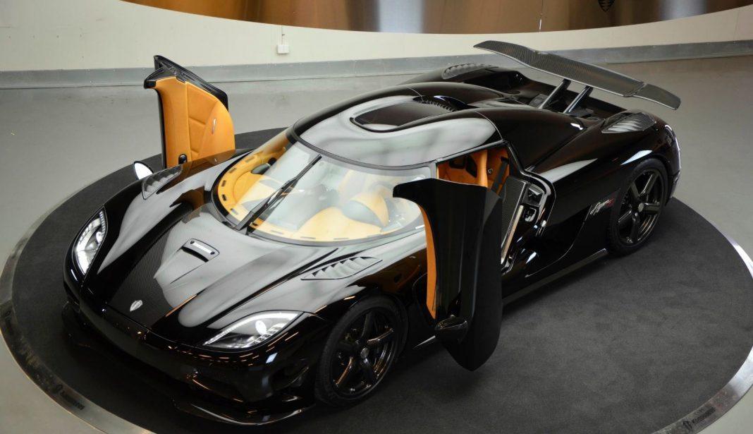Last Koenigsegg Agera R for Sale at $2 1 Million GTspirit