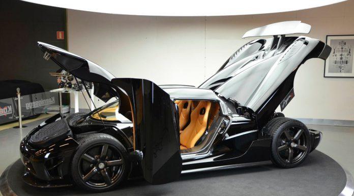Last Koenigsegg Agera R