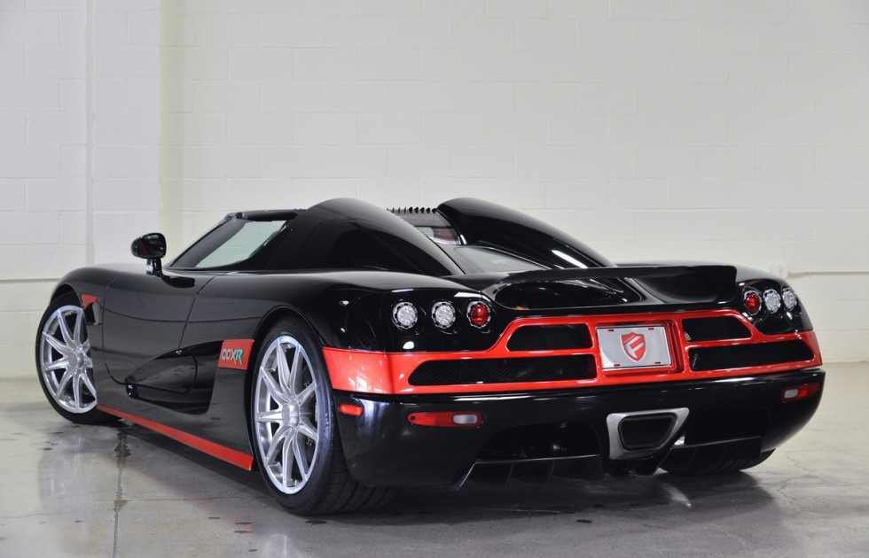 Koenigsegg Ccxr Trevita >> Koenigseggg CCXR Hits the Market in California - GTspirit