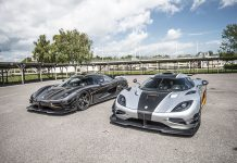 Koenigsegg Enters Partnership with Castrol EDGE