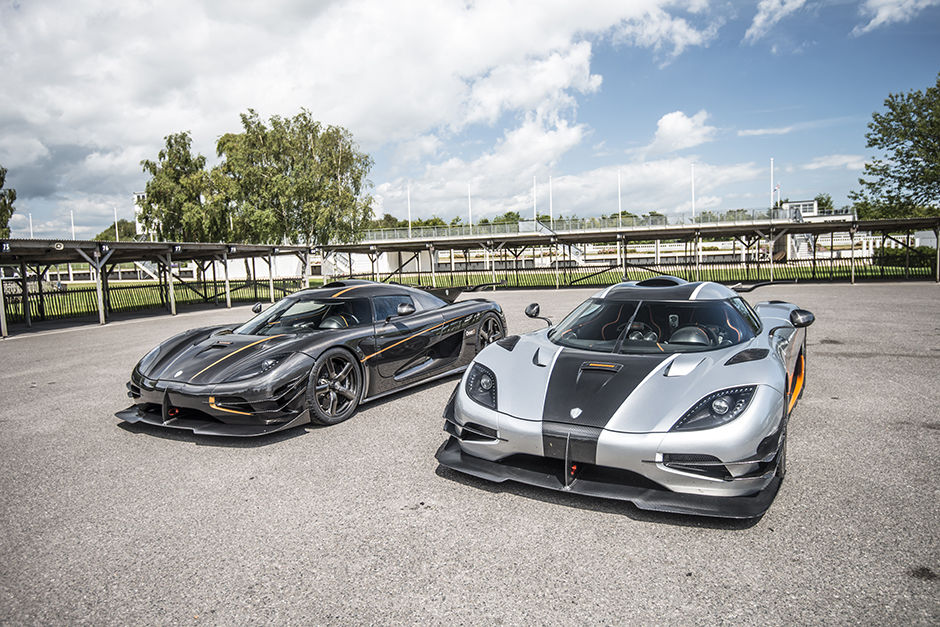 Koenigsegg Enters Partnership with Castrol EDGE