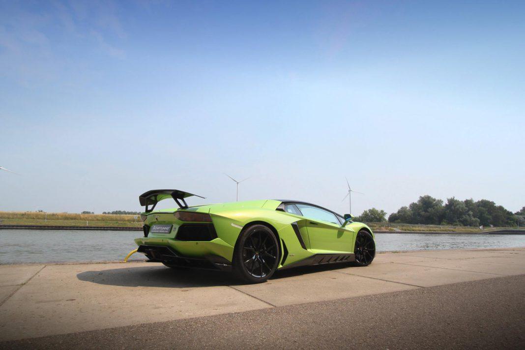 Novitec Torado Lamborghini Aventador Rear