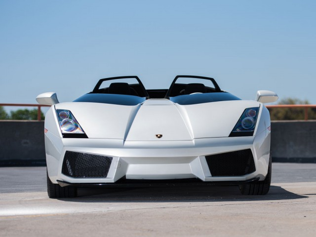 Lamborghini Concept S front