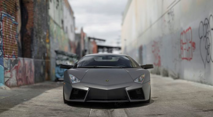 Lamborghini Reventon auction front