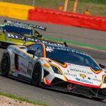 Lamborghini Super Trofeo at Spa