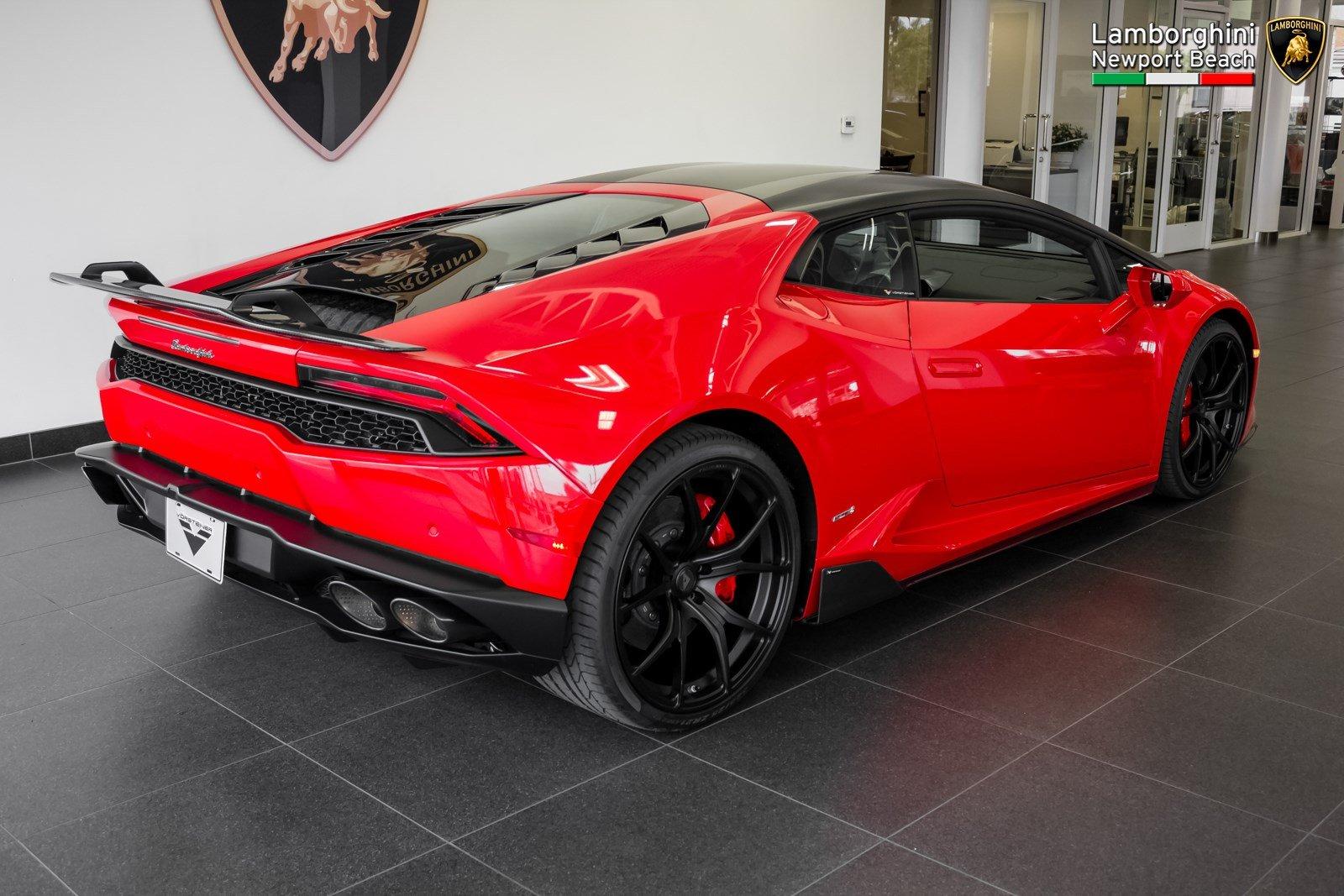 Stunning Vorsteiner Lamborghini Huracan For Sale Gtspirit