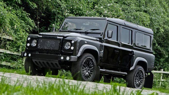Land Rover Defender by Kahn Design front