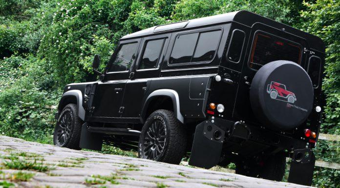 Land Rover Defender by Kahn Design Rear