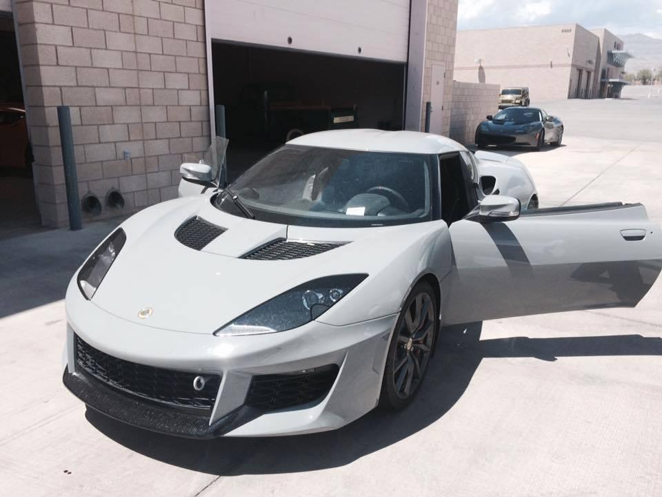 Lotus Evora 400 Arrives in the US