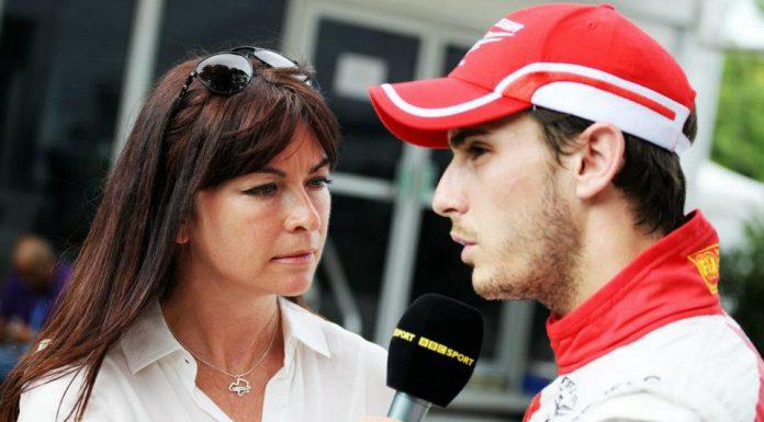 Malaysia GP 2013  Jules Bianchi