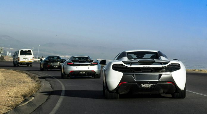 McLaren Owners Club South Africa