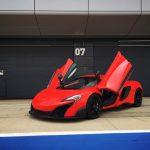 McLaren 675LT red
