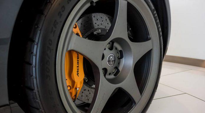 McLaren 650S Le Mans in Newport Beach wheel