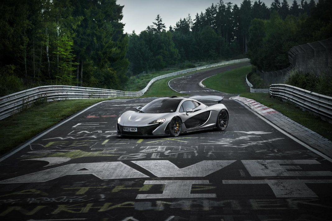 Nurburgring not lifting speed limits