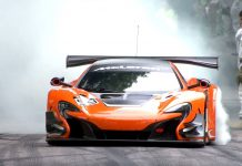McLaren at Goodwood Festival of Speed 2015