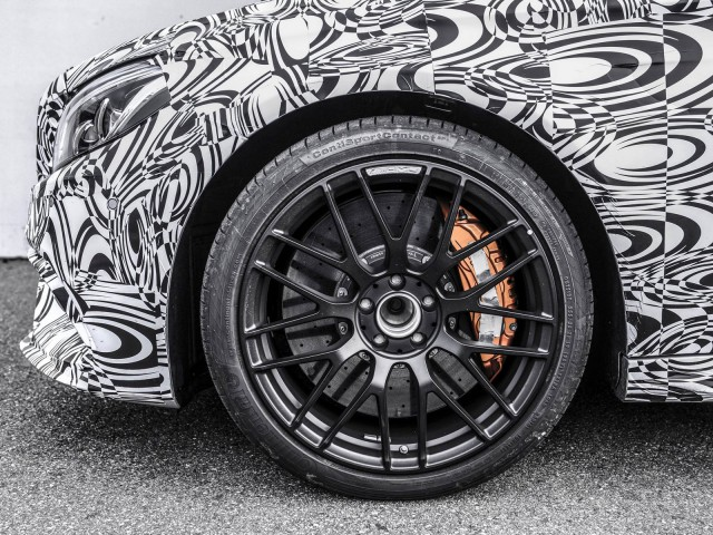 Mercedes-AMG C63 Coupe teased