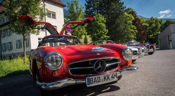 Silvretta Classic Rallye 2015