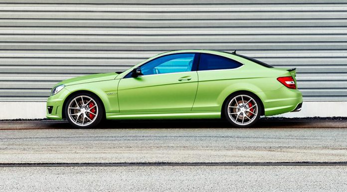 Mercedes-Benz C63 AMG Coupe Legacy Edition1