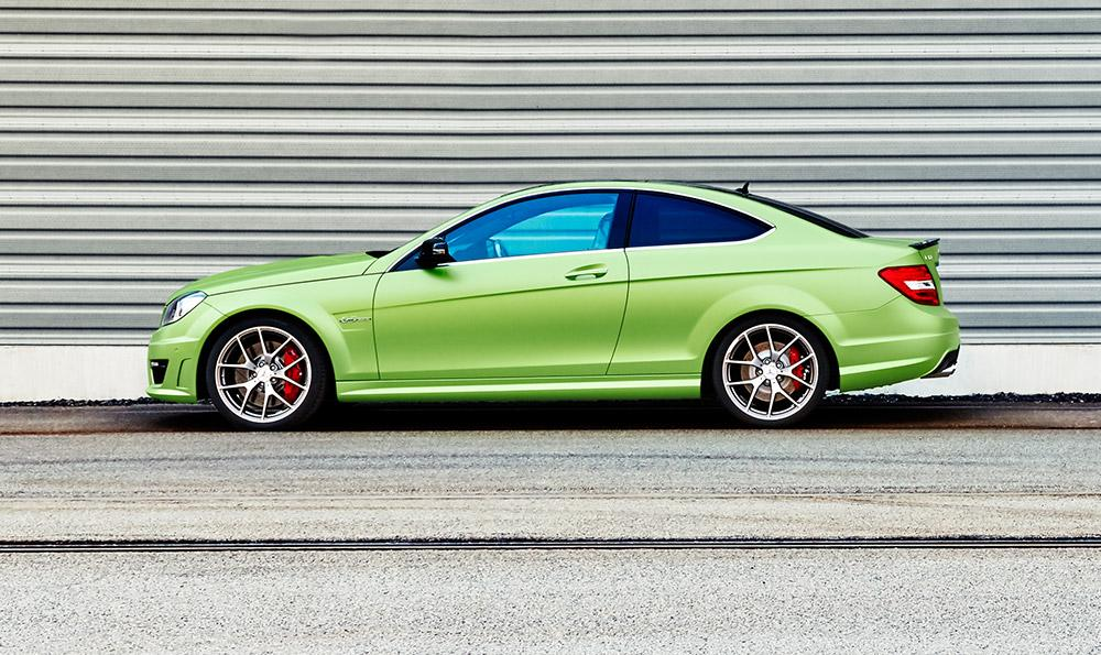 official 2015 mercedes benz c63 amg coupe legacy edition gtspirit. Black Bedroom Furniture Sets. Home Design Ideas