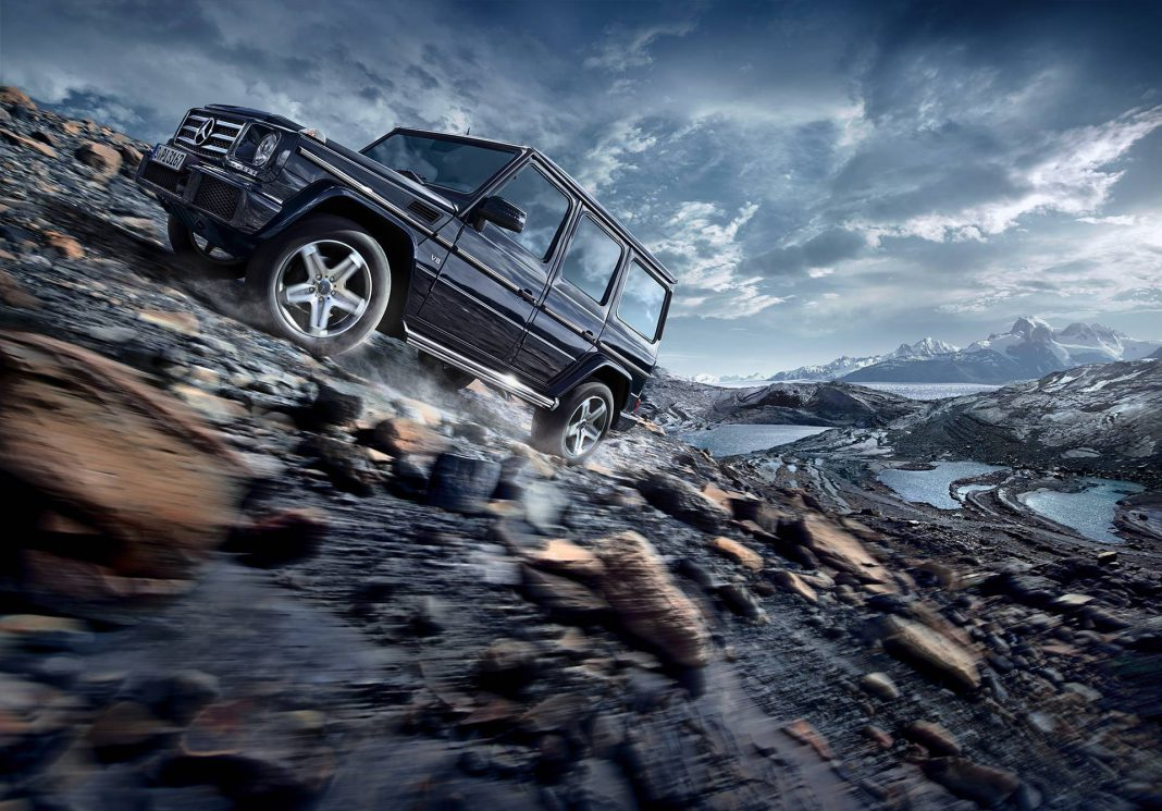 Mercedes-Benz G63 AMG Rocking Argentinian Wild in Full Glory!